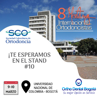 8mo. Meeting Internacional de Ortodoncia 2020